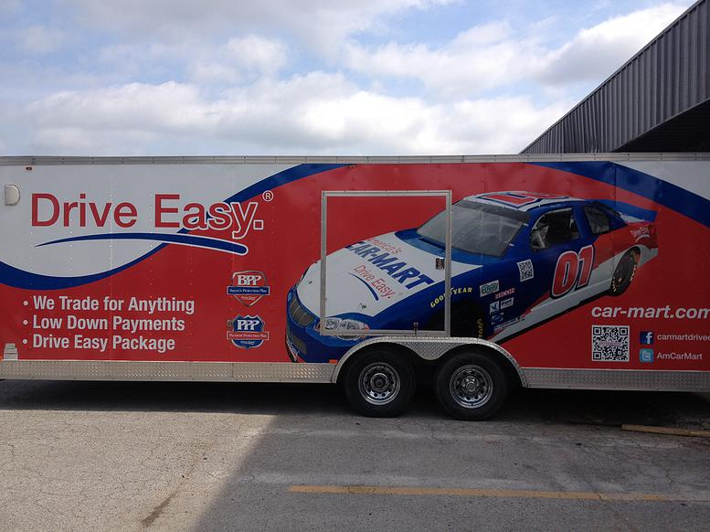 Vehicle Wrap / Graphic 4