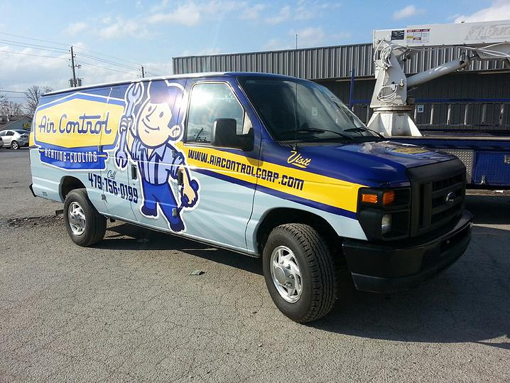 Vehicle Wrap / Graphic 12